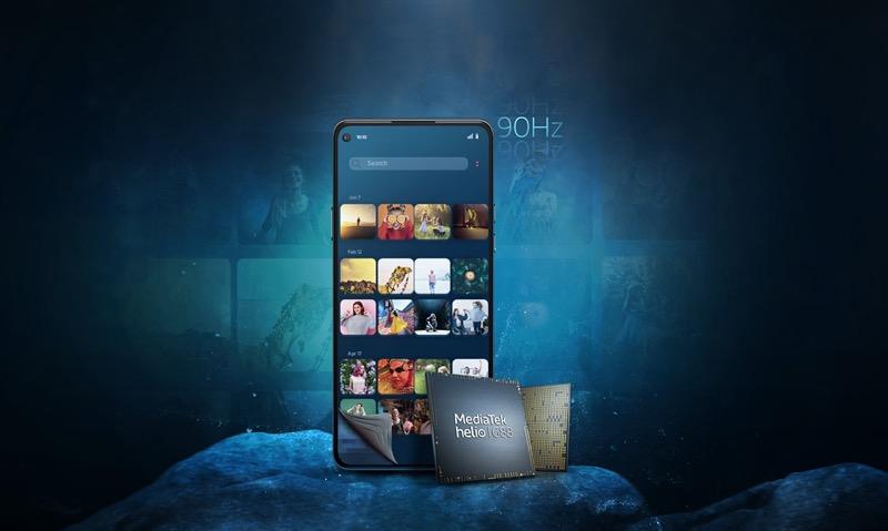 MediaTek lanza dos chipsets: Helio G96 y Helio G88 con capacidades avanzadas - helio-g88-background