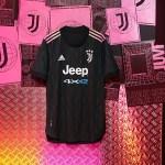 adidas presenta el nuevo jersey de visitante de la Juventus 2021/2022