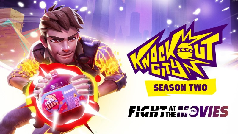 Novedades y tráiler oficial de la temporada 2 de Knockout city - knockout-city-800x450