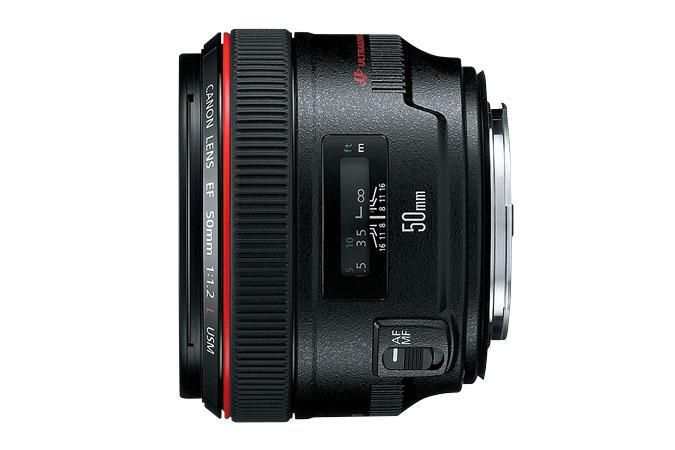 ¿Cuáles son las diferencias de los lentes para fotografía de retrato? - lentes-para-fotografia-de-retrato-50-mm-f-12l-usm