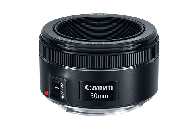 ¿Cuáles son las diferencias de los lentes para fotografía de retrato? - lentes-para-fotografia-de-retrato-50-mm-f-18-stm-1
