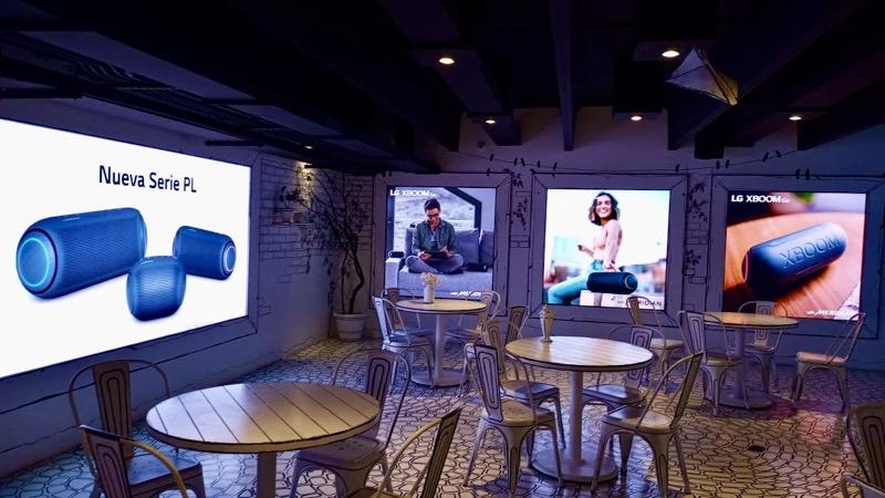 Bocinas portátiles LG XBOOM Go PL7 enaltecen la experiencia audiovisual Dreams - lg-xboom-go-dreams