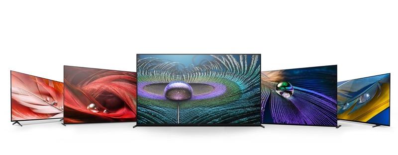 Fanatiz + Fox Sports en alianza multiplican contenidos deportivos disponibles en pantallas Sony BRAVIA - linea-pantallas-bravia-xr-lineup-tv