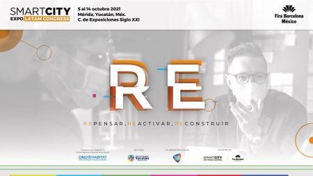 Smart City Expo Latam Congress 2021: evento que impulsa la reconversión y reactivación socioeconómica de América Latina