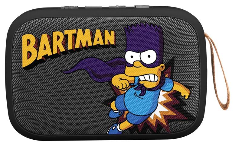 Steren lanza su nueva línea de productos  inspirada en Los Simpson - steren-productos-los-simpson-bartman