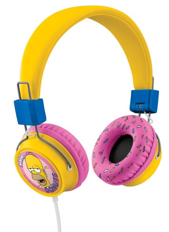 Steren lanza su nueva línea de productos  inspirada en Los Simpson - steren-productos-los-simpson-dona-1-583x800