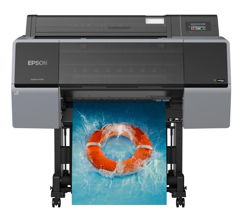 Epson lanza nueva línea de impresoras de formato amplio para fotografía - surecolor-p7570-impresoras-epson-para-fotografia-800x722