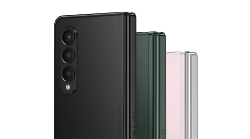 Galaxy Z Fold3 5G y Galaxy Z Flip3 5G, nuevos smartphonesplegables Samsung - colores-phantom-black-phantom-green-phantom-silver-galaxy-z-fold-3