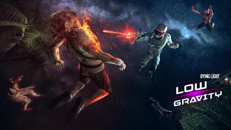 ¡Ya disponible en Dying Light, el evento Low Gravity!
