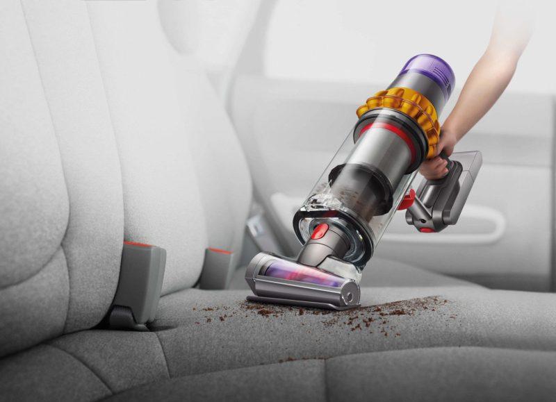 Dyson V15 Detect, la primera aspiradora con tecnología detección de polvo por láser - dyson-v15-detect-aspiradora-tecnologia-1280x927