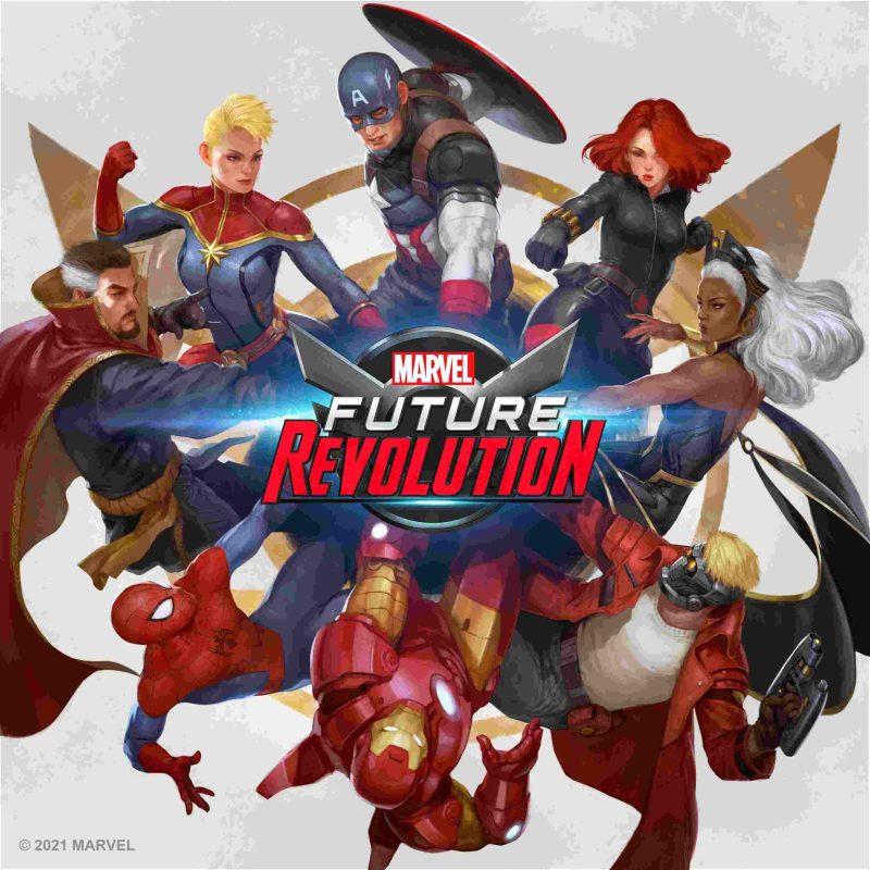 Netmarble presenta el álbum de la banda sonora original de MARVEL Future Revolution