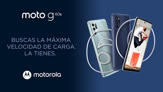 Llegan moto g60s y moto g50 5G a México ¡conoce sus características y precio! - moto-g60-s