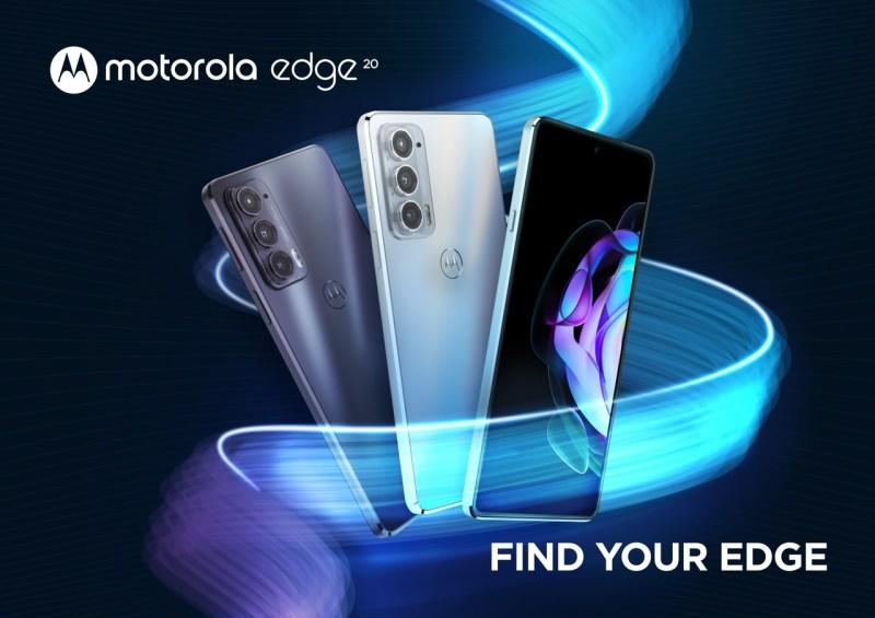 Motorola edge 20, 20 Pro y 20 lite llegan a México ¡ características y precios! - motorola-edge-20-smartphone