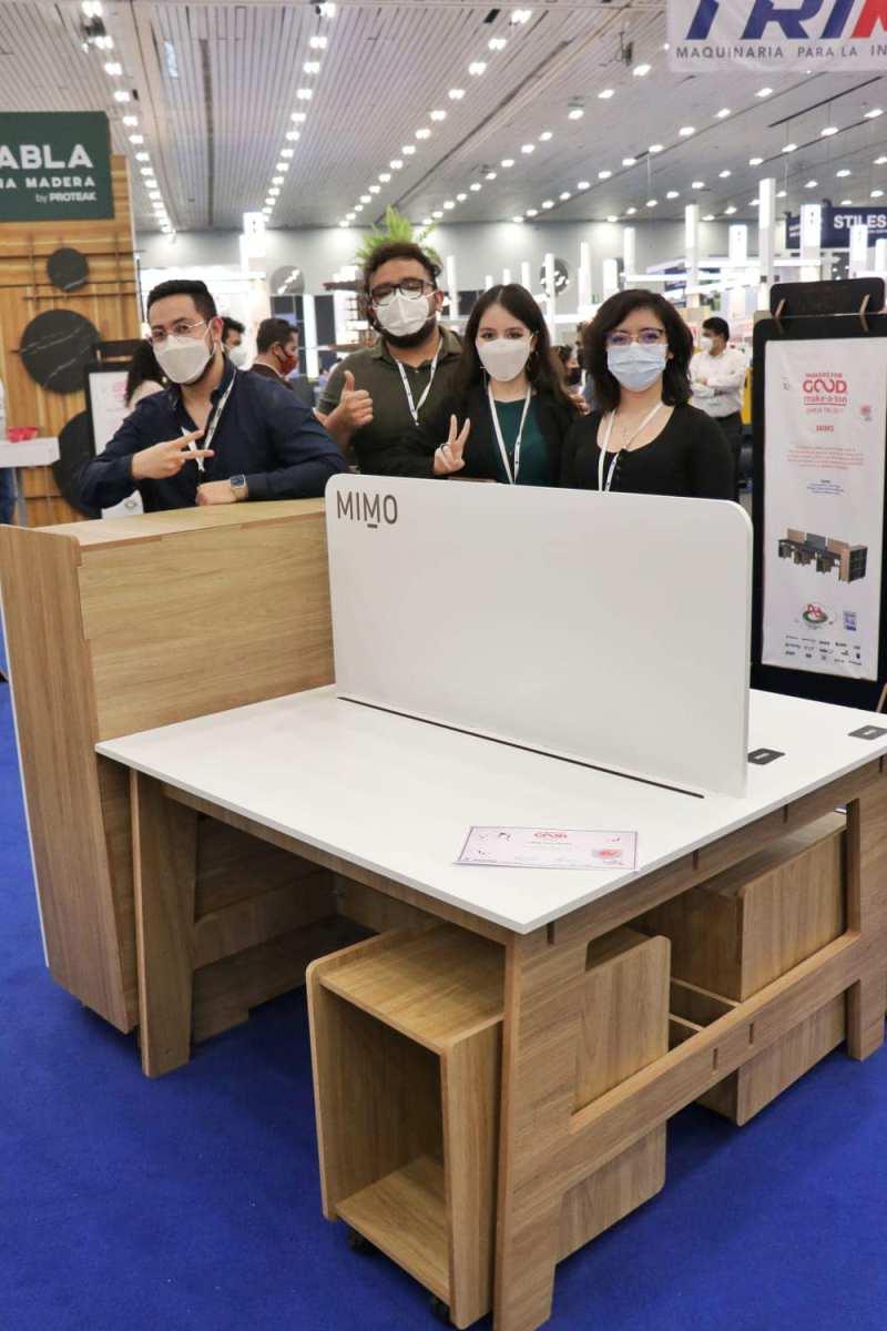 Los ganadores del Makers for Good, plataforma que empodera a creativos e innovadores - oficina-mimo-853x1280