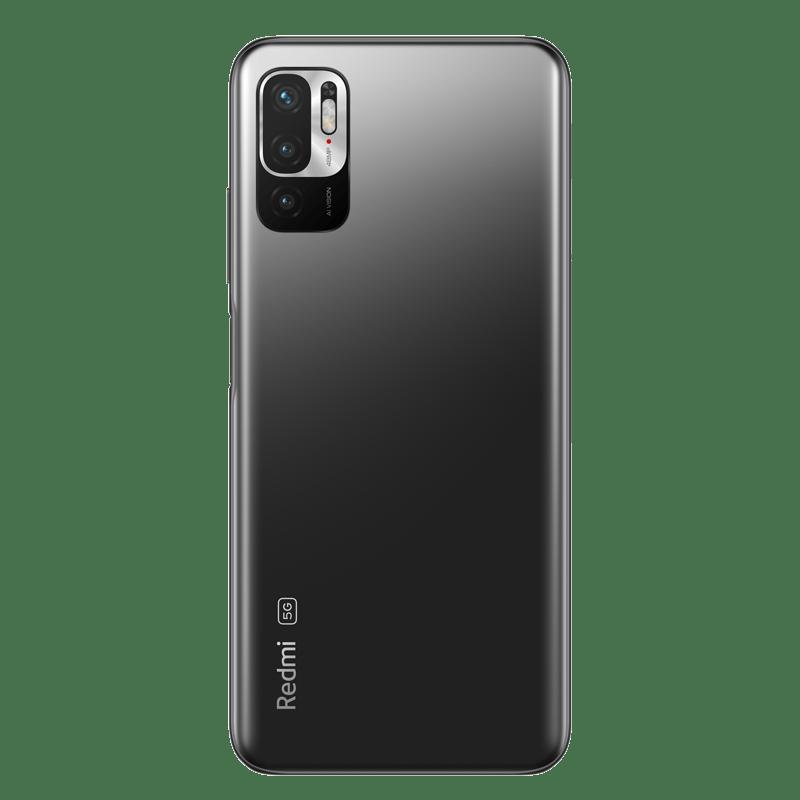 Nuevo Xiaomi Redmi Note 10 5G ¡Conoce sus características y precio en México! - redmi-note-10-5g-black