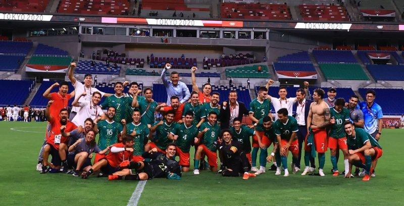 Revive el partido de México vs Japón por la medalla de Bronce en Tokyo 2020