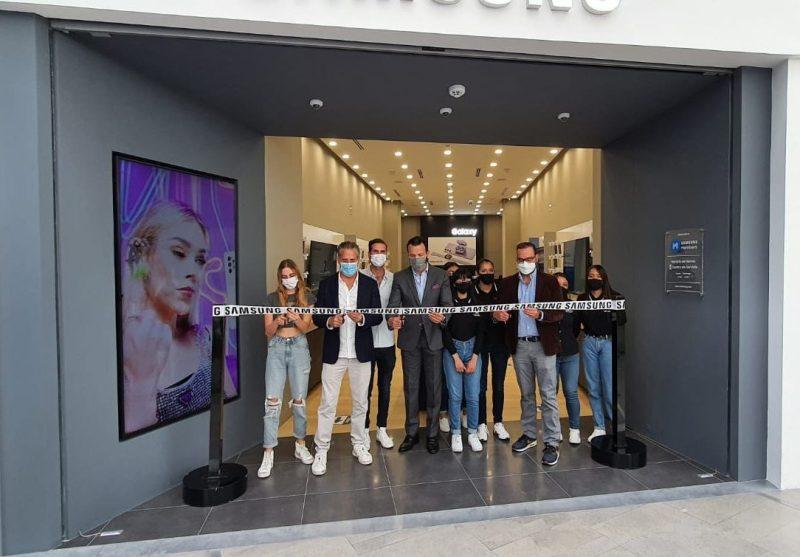 Samsung apertura de tres nuevas tiendas en el país - samsung-apertura-tiendas-tecnologia-2021-gadgets