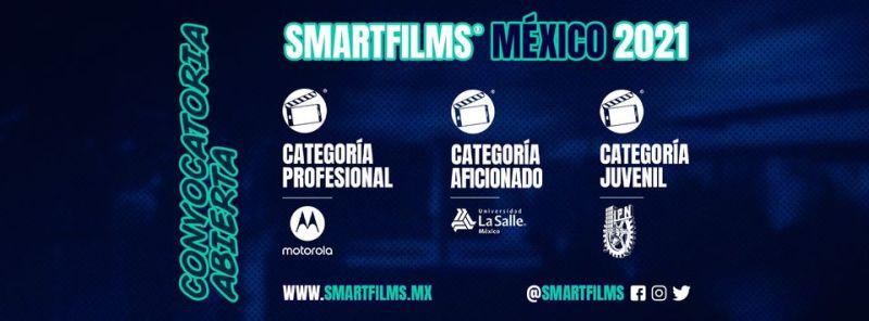 SmartFilms México y Motorola revelan a los miembros que conforman su Jurado 2021