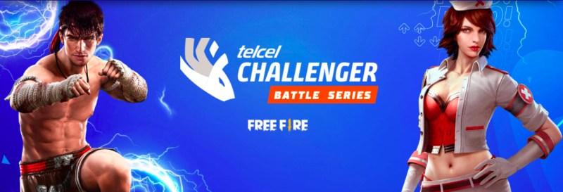 Gran final del Telcel Challenger Battle Series: Free Fire