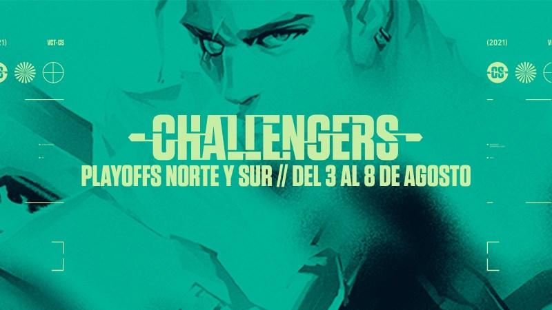 VALORANT Challengers listo para los Playoffs de la región Norte y Sur