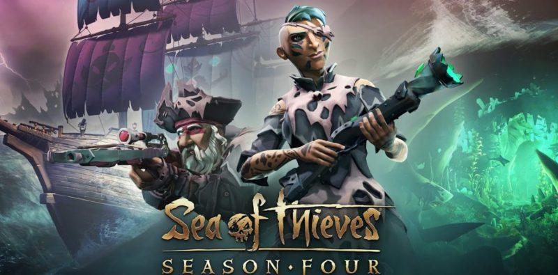 La Cuarta temporada de Sea of Thieves ¡ya disponible de forma gratuita!