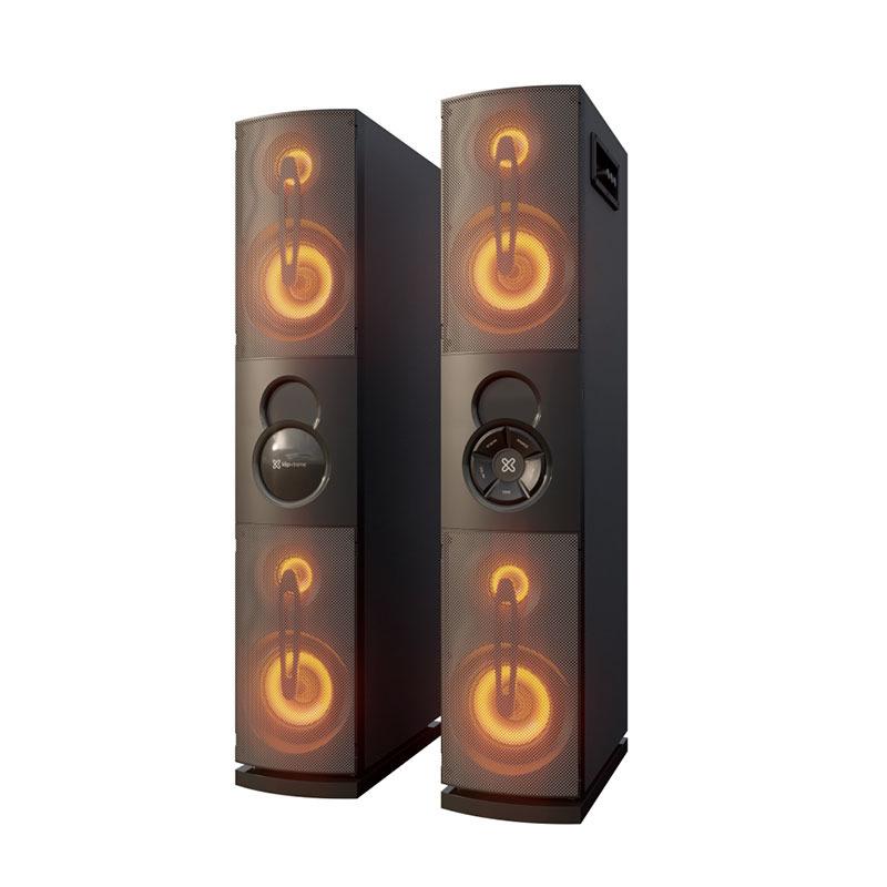 Torres de sonido DUET KFS-600 de KlipXtreme ¡conoce sus características y precio! - klipxtreme-torres-de-sonido-kfs-600-tech