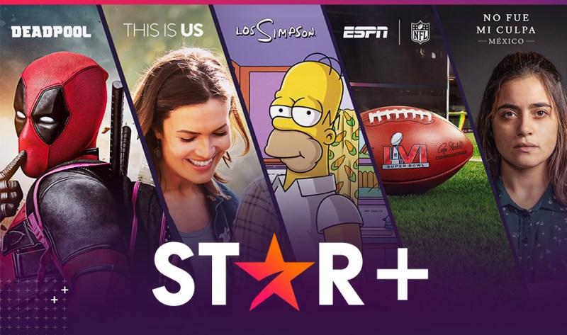 STAR+ Latinoamérica: catálogo con lo más nuevo en deportes y entretenimiento