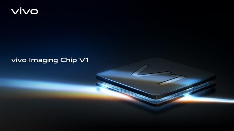 vivo presenta nuevo sensor de imagen: Imaging Chip V1 - vivo-v1-chip
