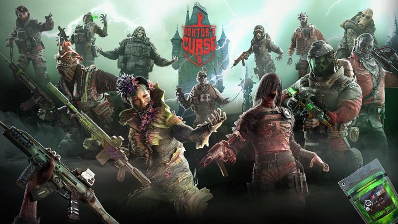 Doktor's Curse regresa con más fuerza a Tom Clancy's Rainbow Six Siege - doktors-curse-gaming