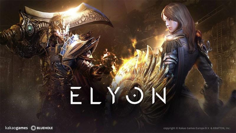 Tráiler cinematográfico de Elyon previo a su pre-lanzamiento y al evento de drops de twitch