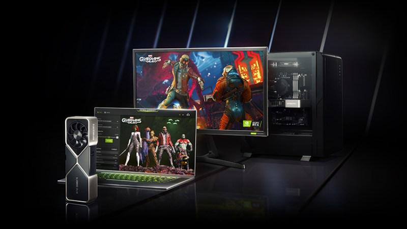 Obtén gratis Marvel's Guardians of the Galaxy con NVIDIA GeForce RTX