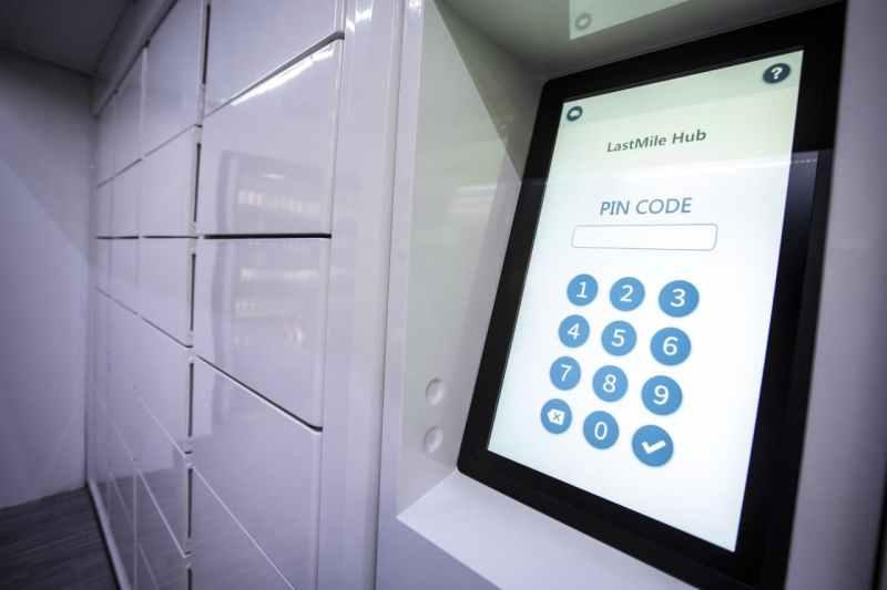 Smart Lockers, la solución de Panasonic para entrega de comestibles sin contacto - smart-lockers-panasonic