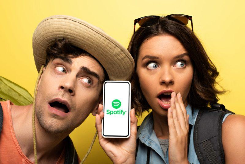 Spotify lanza dos nuevos podcasts con contenido atemorizante