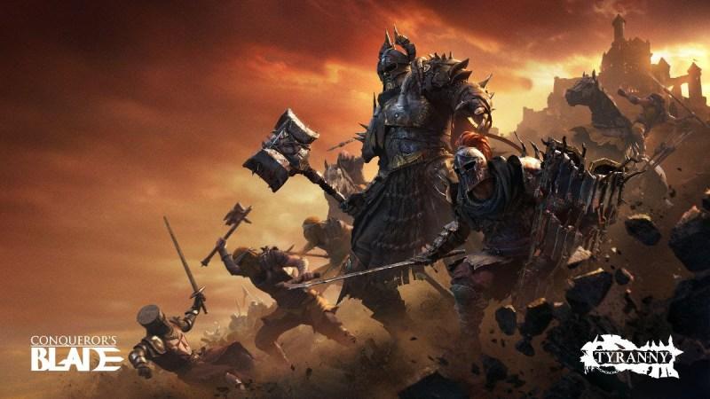 Tiranía, la última temporada de Conqueror's Blade ¡ya está disponible!
