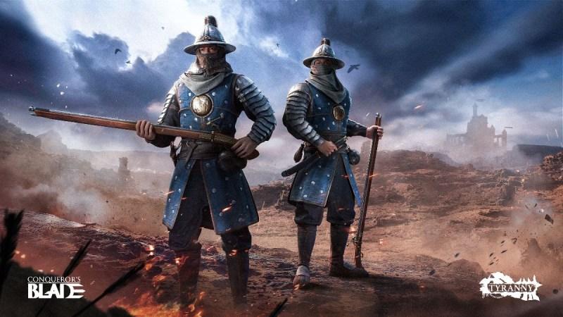 Tiranía, la última temporada de Conqueror's Blade ¡ya está disponible! - tirania-conquerors-blade