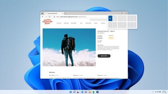 Windows 11 inicia su actualización ¡conoce algunas de sus características! - windows-11-actualizacion