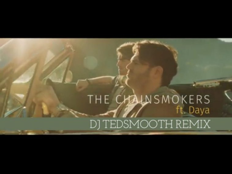 "DJ TEDSMOOTH REFIX ""DONT LET ME DOWN"" CHAINSMOKERS 1"
