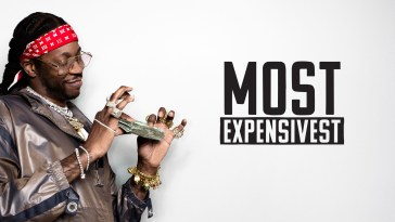MOST EXPENSIVEST AVEC 2 CHAINZ SUR VICELAND 17
