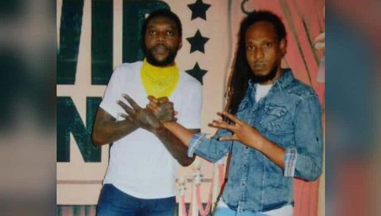 LA PHOTO DE VYBZ KARTEL: LA POLEMIQUE ENFLE 1