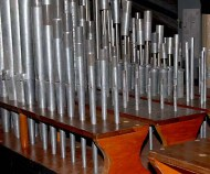 Building a Pipe Organ from Old Pieces of Pipe Organs