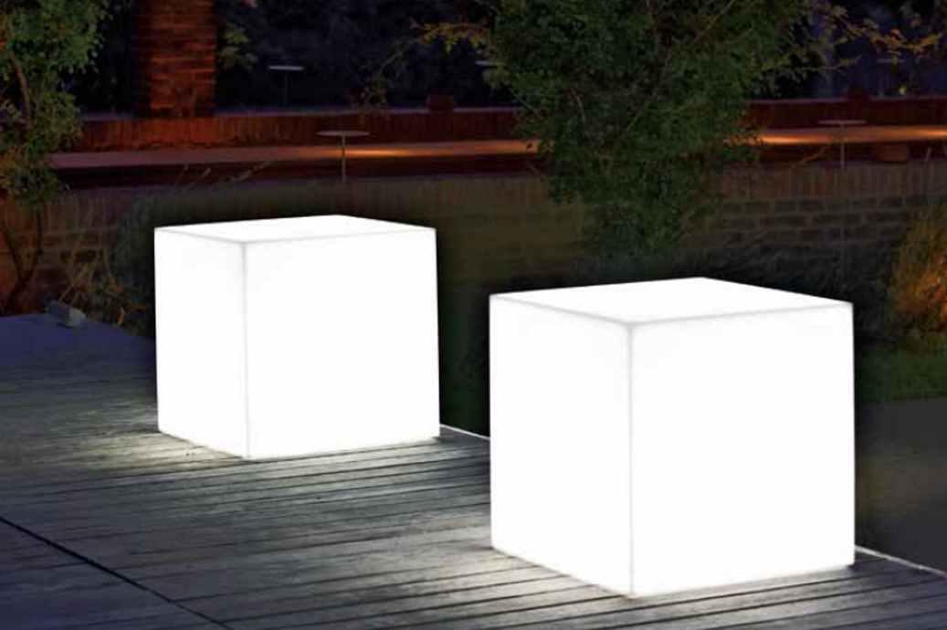 Cubo de luz Novara KUBO de 40cm  Amaledcom
