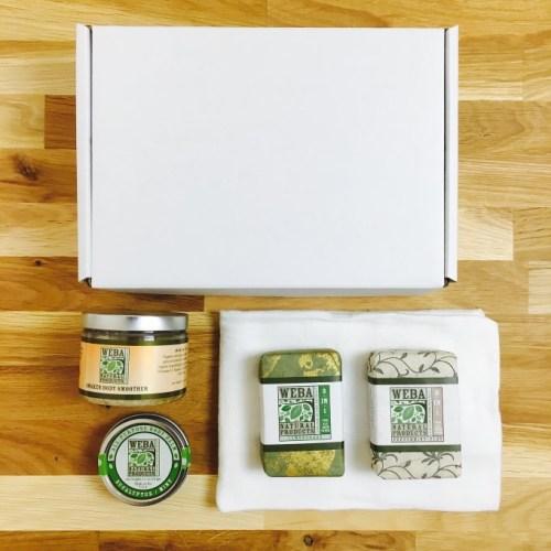 Healthy skin spa box small
