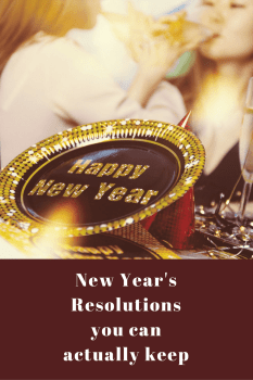 New Years Eve Resolutions You Can Actually Keep