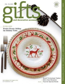 Gifts and Decorative Accessories 2013