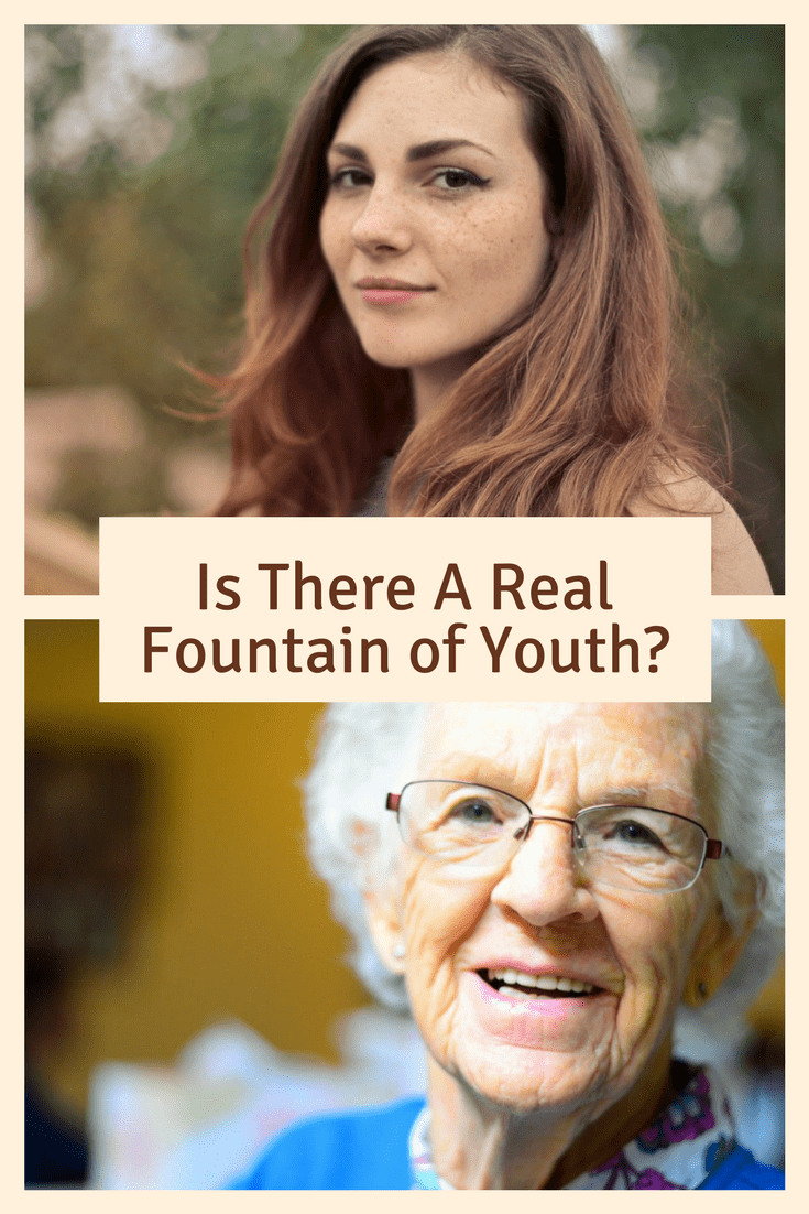 Is There A Real Fountain of Youth? WEBA Natural Products Blog