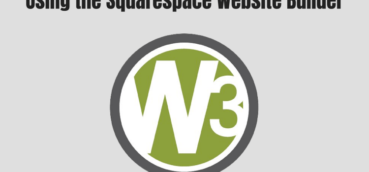 Episode 004 - How to Build a Website, Part 3 - Using the Squarespace Website Builder - Web and BeyondCast