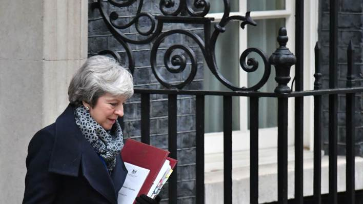 theresa may brexit nonconfidence vote