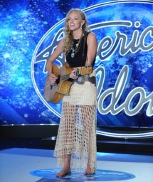 American Idol Alexis Gomez