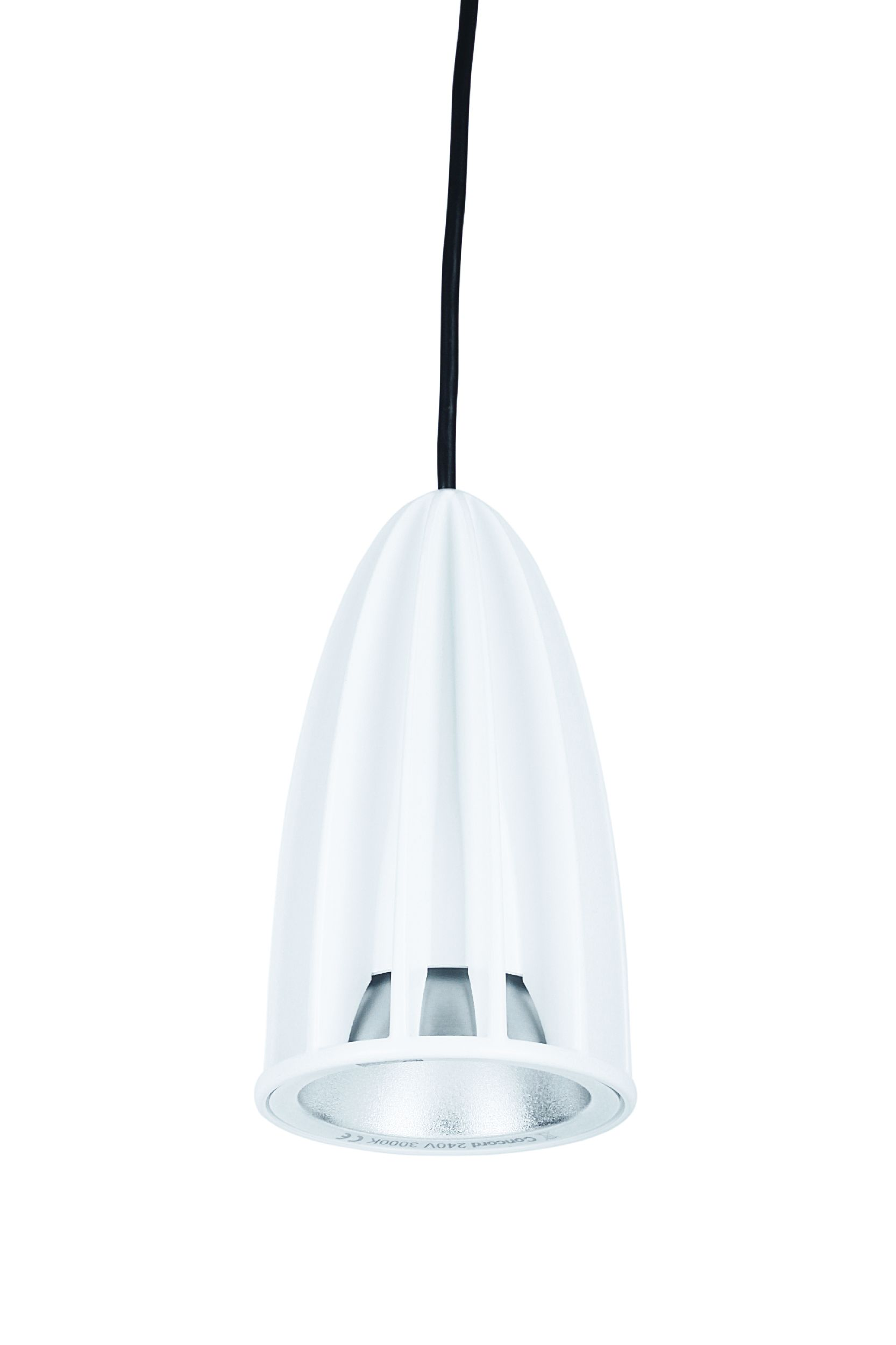 hight resolution of myriad v solid state pendant white