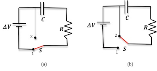 simple rc circuit